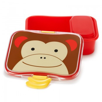 Skip Hop Zoo Lunch Box Monkey