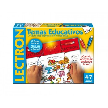 Lectron Educativo Temas Educativos