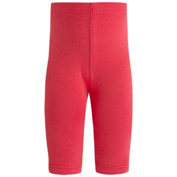 Leggings punto piratas rojos