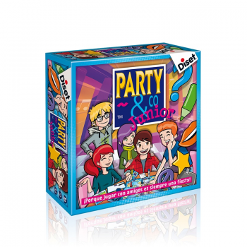 Juego Party & Co Junior