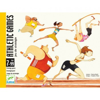 Cartas Athleticc Games