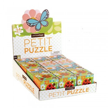 Puzzles Bichitos Primavera