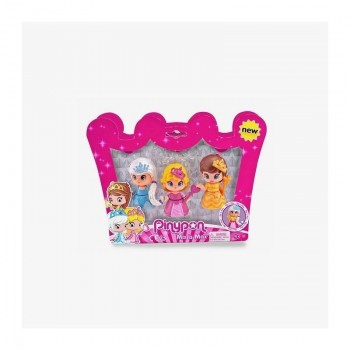 Pin y Pon pack 3 princesas