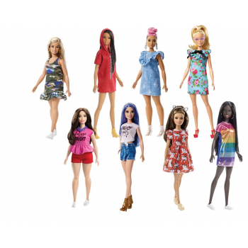 Muñeca Barbie fashionistas